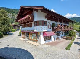 Haus Pürner, Ferienwohnung in Reit im Winkl