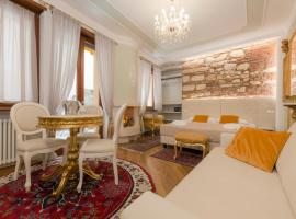 Relais I Giardini dell'Arena - Royal Solution, camera con cucina a Verona