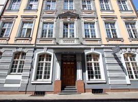 Boutique Hotel KRISTOFS, hotel in Riga