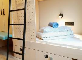 Next Generation Hostel, nakvynės namai Rygoje