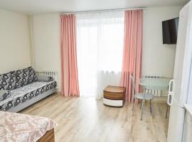 Уютная квартира-студия, apartment in Kirov