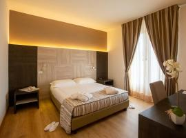 Hotel Lory & My Wellness Spa、キアンチャーノ・テルメのホテル
