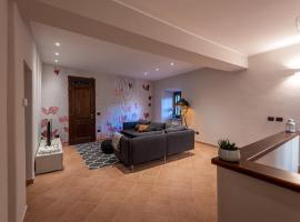 La casa dell'artista, apartment in Assisi