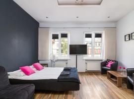 Rainbow Apartments 1 Premium, hotel conveniente a Cracovia