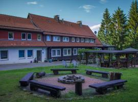 Welt Lodge, Hotel in Altenau