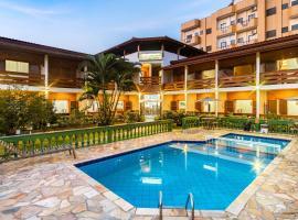 Pousada Vivamar, hotel in Ubatuba