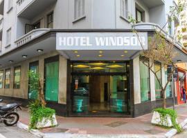 Hotel Windsor, hotel near Pinacoteca do Estado de São Paulo, São Paulo