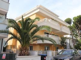 Antares, apartment in Riccione