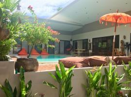 koh samui Villa Baan Om Lia, haustierfreundliches Hotel in Ko Samui