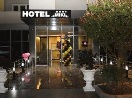 Hotel Miki, hotel in Durrës