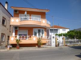 House Elisa, villa in Limenaria