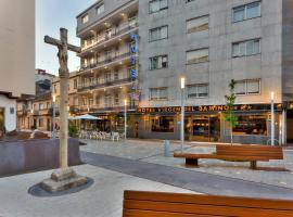 Hotel Virgen del Camino Pontevedra, hotel in Pontevedra
