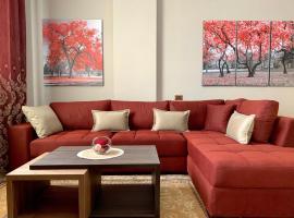 EKA Luxury Apartments, hotel 5 estrellas en Durrës