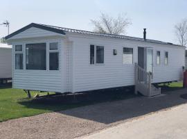 Static caravan-Haven, Like District, campground in Flookburgh