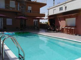 Souvlakis Pool Suites (S.P.S), serviced apartment in Chania Town