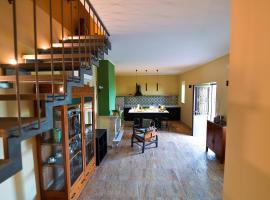 La Riggiola, pet-friendly hotel in Salerno