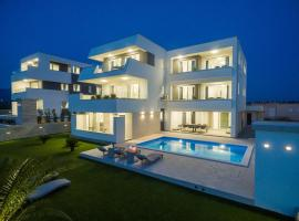 Apartments & Rooms Pool Villas Maris, hotel in Novalja