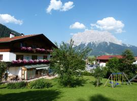 Appartements Alpenland, pet-friendly hotel in Lermoos