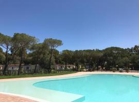 Camping I Melograni, kemp v destinaci Marina di Bibbona