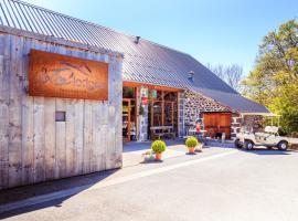 Les Volca'lodges de Tournebise, hôtel à Saint-Pierre-le-Chastel près de: Vulcania