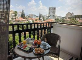 Lordos Hotel Apartments Nicosia, hotel a Nicosia