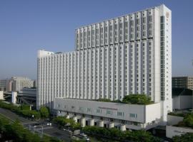 Sheraton Miyako Hotel Osaka, hotel di lusso ad Osaka