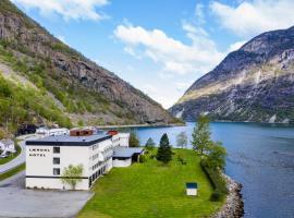 Lærdal Hotel, hotell på Lærdalsøyri
