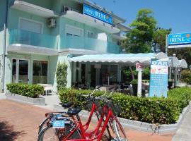 Hotel Irene, hotel v Lignanu Sabbiadoru