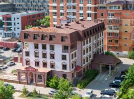 Mika Hotel Ulaanbaatar, hotel en Ulán Bator