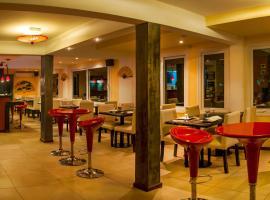 Mizu Hotel Boutique, hotel en Mar de las Pampas
