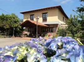 Hotel Rural La Casona del Fraile, hotel in Colunga