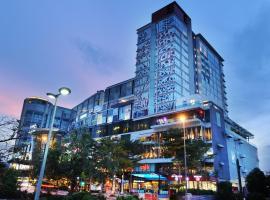 蘇邦帝國酒店,梳邦再也的飯店