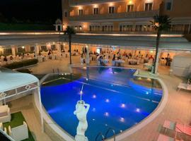 Grand Hotel Osman & Spa e Ristorante il Danubio, hotell i Atena Lucana