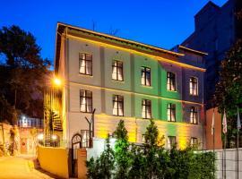 Element Garden, жилье для отдыха в Стамбуле