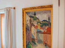 Stará mýtnica, dovolenkový dom v destinácii Banská Štiavnica