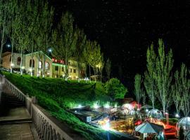 Zorats Akhbyur A V A G Y A N S Hotel, hotel in Goris
