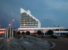Hotel Zlatý Býk, hotel v destinaci Rimavská Sobota
