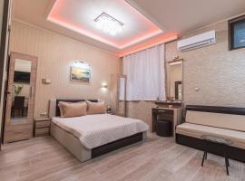 Deluxe Studios City Center, apartment in Burgas