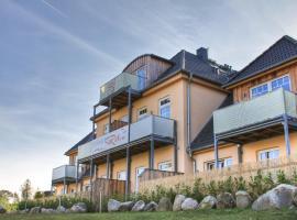 Ostseehotel Rike, hotel en Wismar