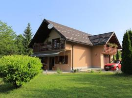 Apartments for families with children Donje Taboriste, Plitvice - 17500, hotel v destinaci Slunj