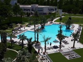 Ergife Palace Hotel, hotel in Aurelio, Rome