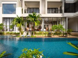 Model Angkor Hotel, hotel in Siem Reap