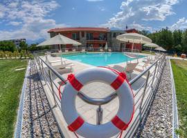 Residence Villa Paradiso, serviced apartment in Gravedona