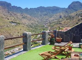 Casa 'EL TAJARASTE', hotel a Hermigua
