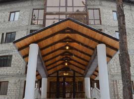 Hotel ZhanTamAl, hotel in Terskol