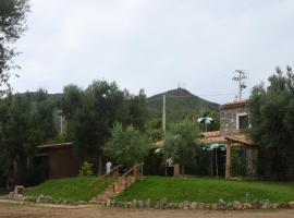 Le Case di Arconte, villa in Marina di Camerota