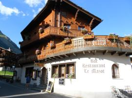 Mazot Zermatt, Hotel in Zermatt