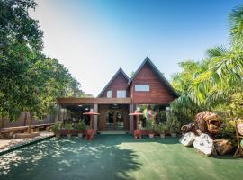 Royal House Resort, hotel in Bagan
