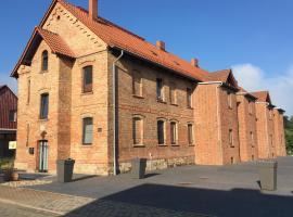 Gästehaus Am Wald Oschersleben, Hotel in der Nähe von: Bördemuseum Burg, Oschersleben (Bode)