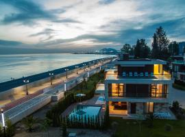 Arfa Park-Hotel, resort in Adler